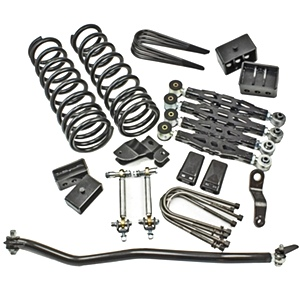 Dodge Lift Kit For 2007 Dodge Ram 3500