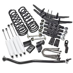 2011 Dodge Ram Lift Kits